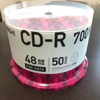 ミツビシ(三菱)の三菱 CD-R 700MB 50枚セット 新品未開封(PC周辺機器)