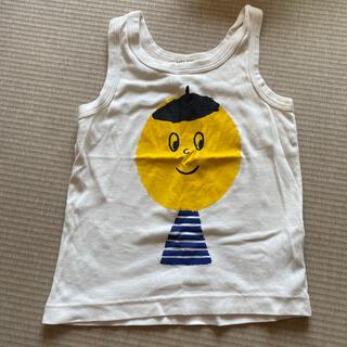 ボボチョース(bobo chose)のボボショセス タンクトップ 4-5y(Tシャツ/カットソー)