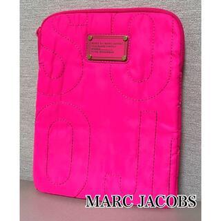 マークバイマークジェイコブス(MARC BY MARC JACOBS)のMARC BY MARC JACOBS ☆ 新品未使用 PC ケース ピンク2(クラッチバッグ)