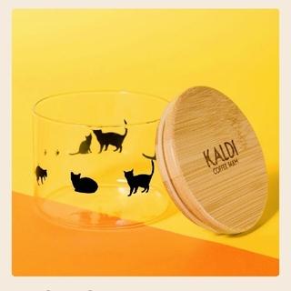 カルディ(KALDI)のカルディ 猫の日バック バラ売り(茶)