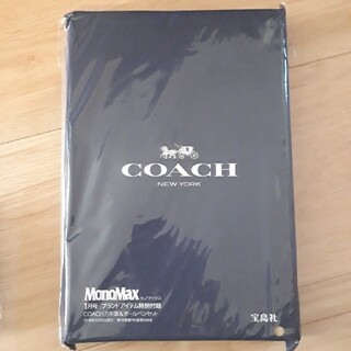コーチ(COACH)のCOACH 万年筆&ボールペンセット Monomax1月号 付録(ペン/マーカー)