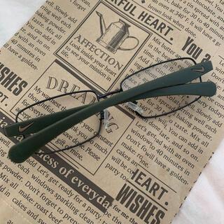 ナイキ(NIKE)のナイキ メガネフレーム5 新品(サングラス/メガネ)