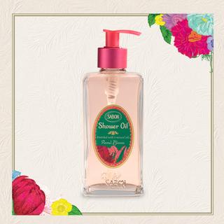 SABON - 【新品未使用】SABONシャワーオイル 2020年春限定フローラルブルームの香り
