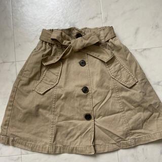 GU - トレンチスカート 130