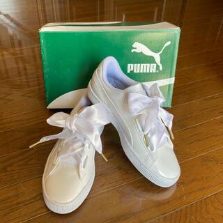 プーマ(PUMA)のPUMA スニーカー ホワイト(スニーカー)