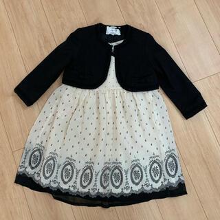 エニィスィス(anySiS)のany FAM フォーマルワンピース ドレス 110センチ(ドレス/フォーマル)