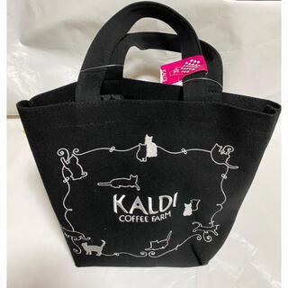 カルディ(KALDI)のカルディ ネコの日バッグプレミアム 2021 KALDI 猫の日バッグ(トートバッグ)