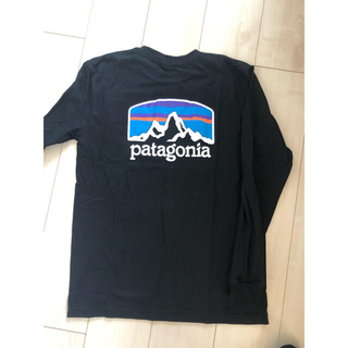 patagonia - パタゴニア 長袖 フィッツロイホライゾンズレスポンシビリティー黒