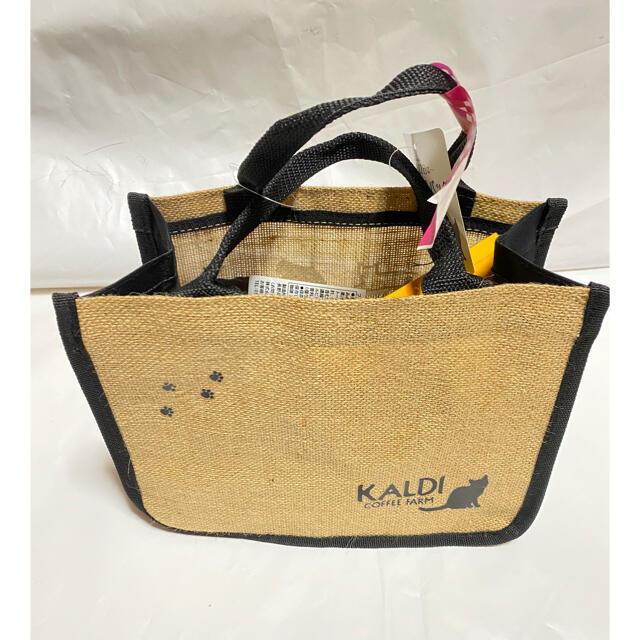 KALDI(カルディ)のカルディ ネコの日バッグ 2021 KALDI 猫の日バッグ レディースのバッグ(エコバッグ)の商品写真