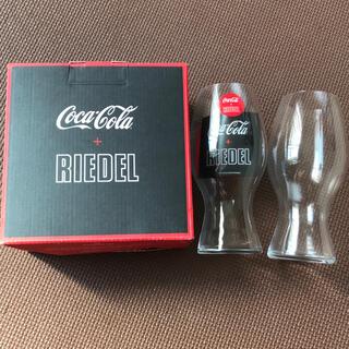 リーデル(RIEDEL)の新品未使用 コーラ×リーデル(グラス/カップ)