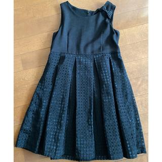 コムサイズム(COMME CA ISM)の女児 フォーマル 120(ドレス/フォーマル)