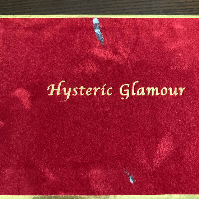 HYSTERIC GLAMOUR(ヒステリックグラマー)のヒステリックグラマー ノベルティ トランプ エンタメ/ホビーのコレクション(ノベルティグッズ)の商品写真