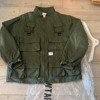 W)taps - 19ss wtaps modular jacket XL