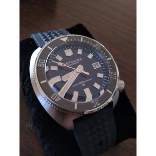 セイコー(SEIKO)のNETHUNS AQUA STEEL 300 AS301(腕時計(アナログ))