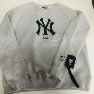 キース(KEITH)のKith x mlb Yankees crewneck Mサイズ(スウェット)