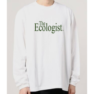 ワンエルディーケーセレクト(1LDK SELECT)のThe  Ecologist L/S Tee ロングTシャツ Mサイズ ロンT(Tシャツ/カットソー(七分/長袖))