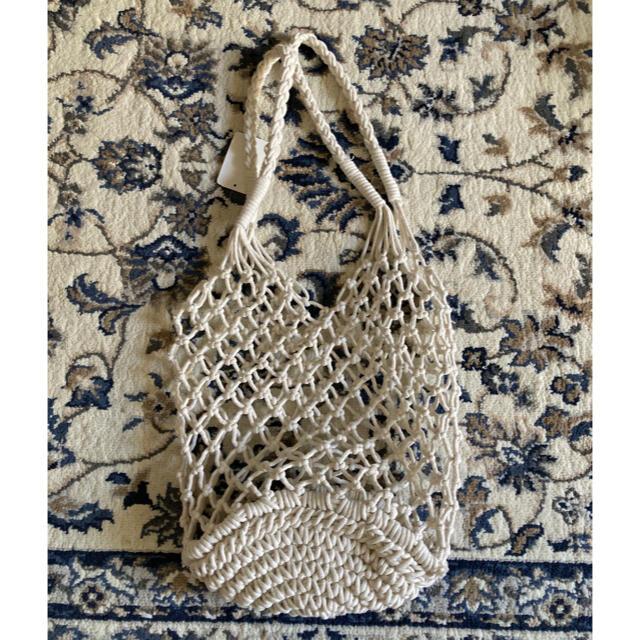Kastane(カスタネ)のKastane macrame bag レディースのバッグ(かごバッグ/ストローバッグ)の商品写真