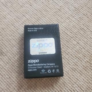 ジッポー(ZIPPO)のメビウス MEVIUS伝説のZippo「疾風(Hayate)2020」黒 非売品(タバコグッズ)