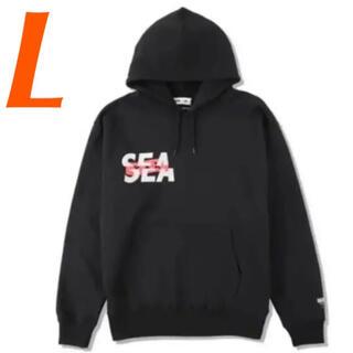 シュプリーム(Supreme)のWIND AND SEA × GOD SELECTION XXX コラボパーカー(Tシャツ/カットソー(半袖/袖なし))