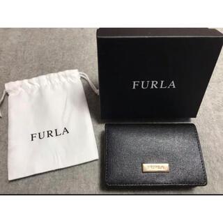 Furla - 【新品未使用品】 FURLA 名刺入れ・カードケース