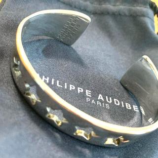 フィリップオーディベール(Philippe Audibert)のPHILIPPE AUDIBERT 星形バングル(ブレスレット/バングル)