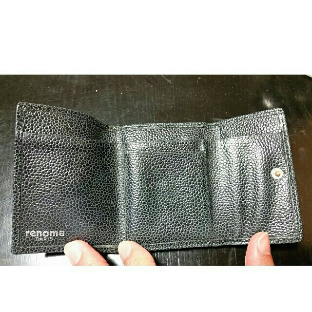 U.P renoma(ユーピーレノマ)のrenomaレノマ  3つ折り財布 レディースのファッション小物(財布)の商品写真