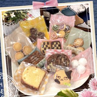 ④✴︎手作り焼菓子、クッキー10点詰め合わせセット✴︎(菓子/デザート)
