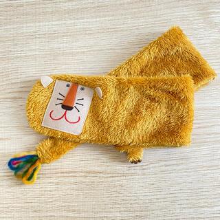 クレードスコープ(kladskap)のkladskap マフラー ライオン アウター 手袋(マフラー/ストール)