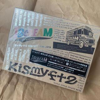 キスマイフットツー(Kis-My-Ft2)のCONCERT TOUR 2016 I SCREAM Blu-ray(ミュージック)