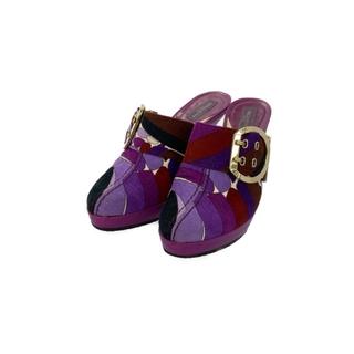 エミリオプッチ(EMILIO PUCCI)のエミリオプッチ   サンダル 靴(サンダル)