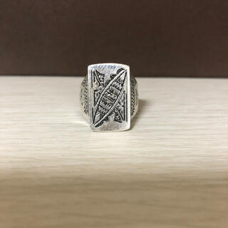 ネクサスセブン(NEXUSVII)のTuareg Silver Ring シルバーリング トゥアレグ族(リング(指輪))