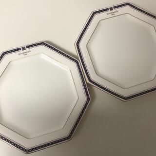 ジバンシィ(GIVENCHY)のジバンシー ケーキ皿 2枚(食器)
