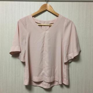 ジーユー(GU)の今季GUトップス(シャツ/ブラウス(半袖/袖なし))