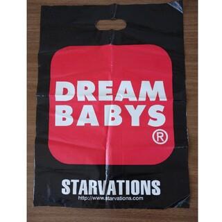 ベビードール(BABYDOLL)のSTARVATIONS  ショップ袋   2枚セット(ショップ袋)