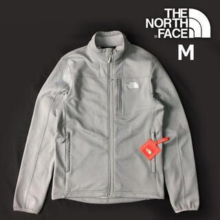 THE NORTH FACE - ノースフェイス トラックジャケット ジャージ 裏起毛(M)グレー 181212