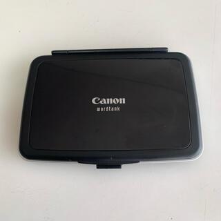 キヤノン(Canon)のCanon wordtank IDP-700G(電子ブックリーダー)