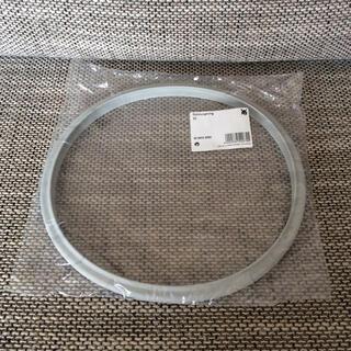 ヴェーエムエフ(WMF)のTupperware タッパーウェア 圧力鍋 交換用パーツ ゴムパッキン22cm(鍋/フライパン)