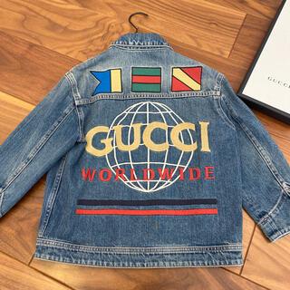 グッチ(Gucci)のGUCCI チルドレン 110(ジャケット/上着)