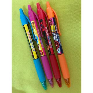 ジャグラーボールペン4色セット(パチンコ/パチスロ)