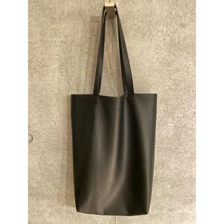 エンダースキーマ(Hender Scheme)のHender Scheme cow bag M ブラック(トートバッグ)