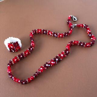 ネックレス 指輪 セット(ネックレス)