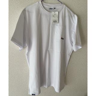 FILA - 新品 タグ付き FILA Tシャツ レディース  メンズ トップス