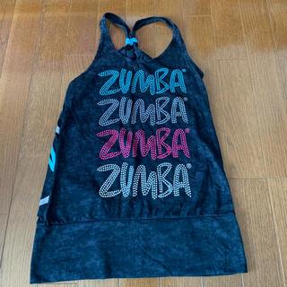 ズンバ(Zumba)のzumbaウェアー トップス XS/S(ダンス/バレエ)