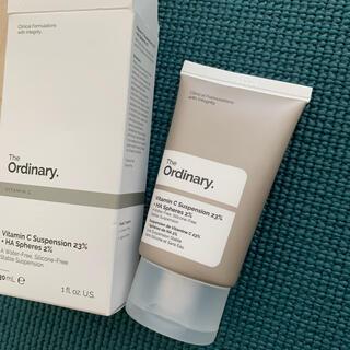 オールオーディナリーズ(ALL ORDINARIES)の【新品未使用】The Ordinary ビタミンC サスペンション 23%(美容液)