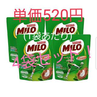 ネスレ(Nestle)のミロ❗️4袋セット‼️(その他)
