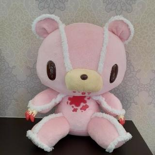 タイトー(TAITO)のグルーミーぬいぐるみ ピンク(ぬいぐるみ)