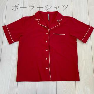 エージーバイアクアガール(AG by aquagirl)のAg by aquagirl ボーラシャツ(シャツ/ブラウス(半袖/袖なし))