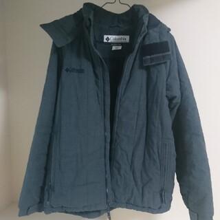 Columbia - コロンビア 中綿ジャケット PM5099 メンズM グレー