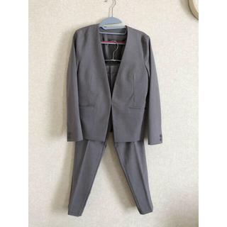 ジーユー(GU)のスーツ パンツスーツ 上下セット(スーツ)