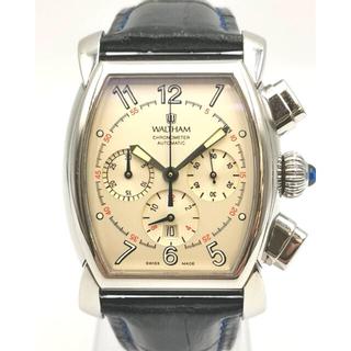ウォルサム(Waltham)のWALTHAM  LW48  ロード ウォルサム 時計(腕時計(アナログ))